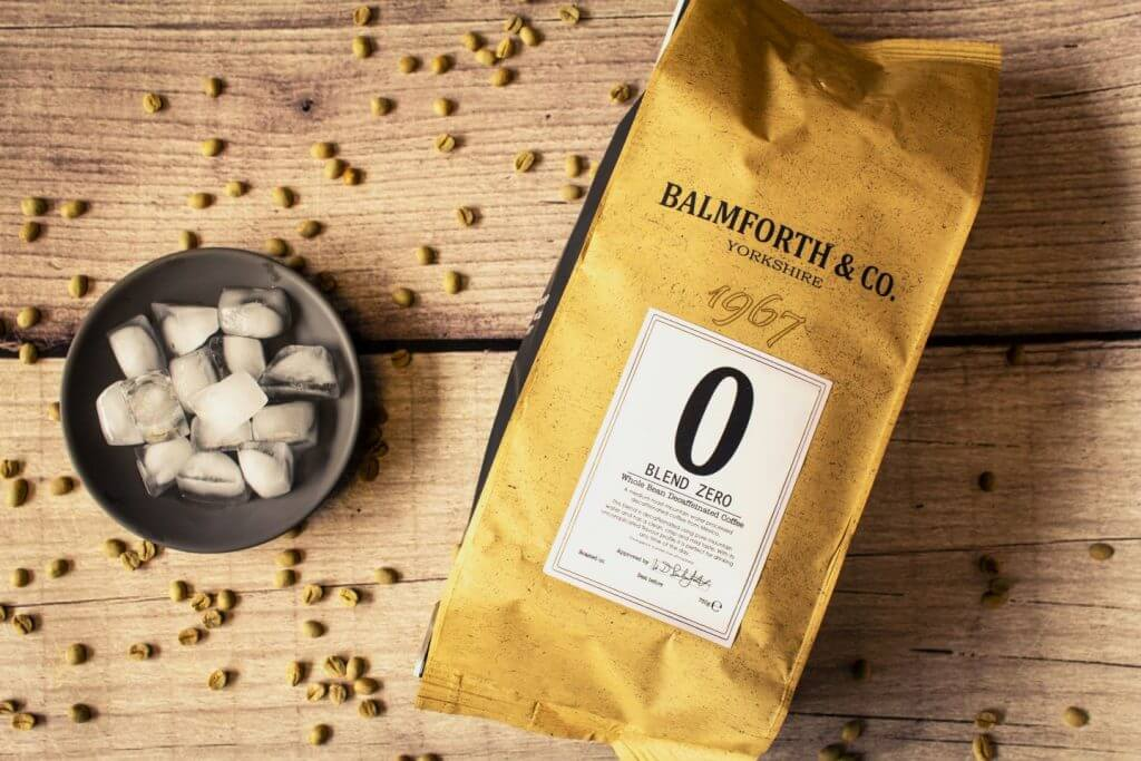 blend 0 - sustainable decaf coffee