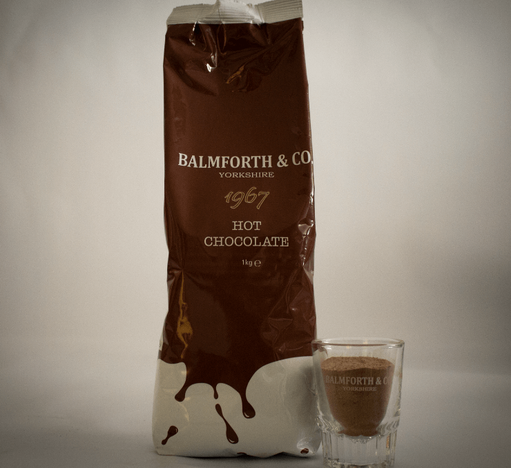 wholesale coffee products - hot chocolate