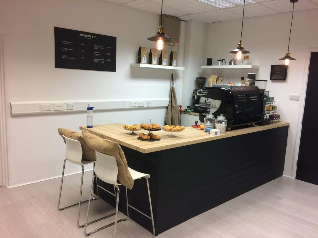 becoming a barista - coffee school