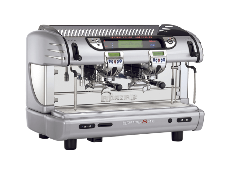 becoming a barista - traditional machine