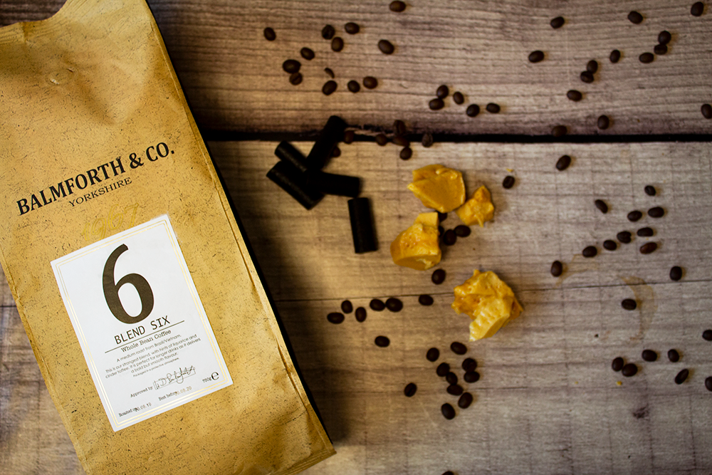 blend 6 coffee beans balmforth & Co